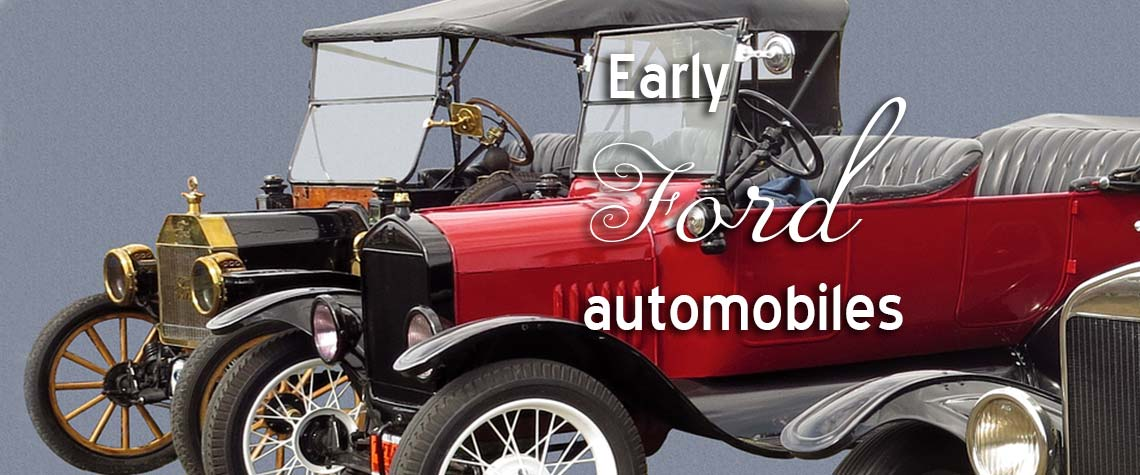 early ford automobiles
