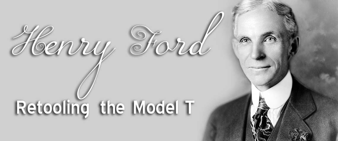 henry ford early career